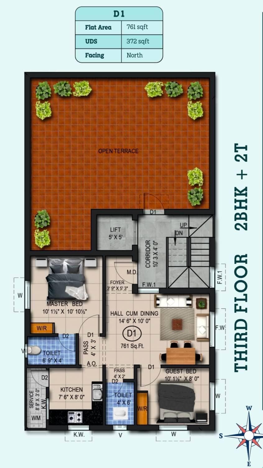 Kalyan-Third-floor